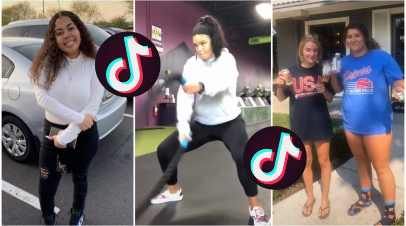 WEIGHT LOSS / FITNESS JOURNEY TIK TOK COMPILATION