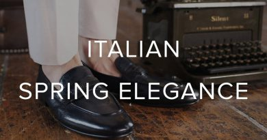 Zegna Men's Style Session: How to Wear Loafer Shoes