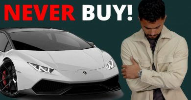 10 Things A Man Should NEVER Buy!