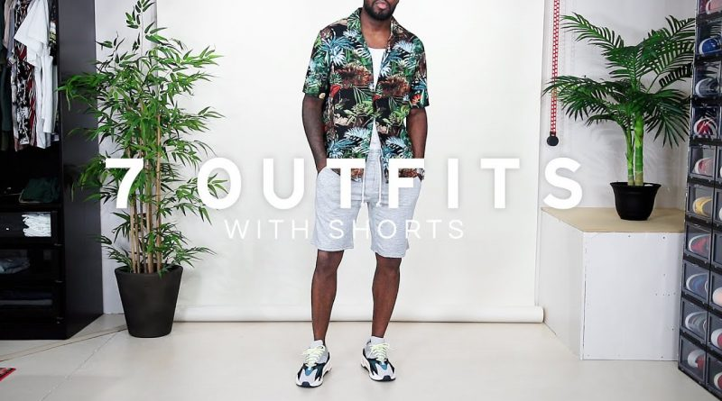7 Versatile Outfits With Shorts | Men's Fashion & Style Inspiration | I AM RIO P.