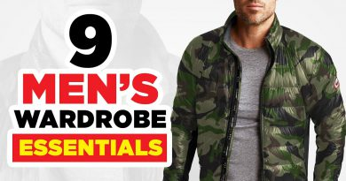 9 Challenging Pieces Of Clothing EVERY Man Should Own (99% Don't!)
