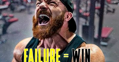 ACHIEVE FAILURE TO WIN - POWERFUL BODYBUILDING MOTIVATION VIDEO 2020