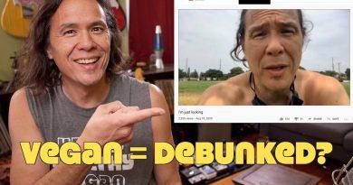 Anti Vegan Debunks Veganism Using Ugly Screenshots of Me -- R U KIDDING?!