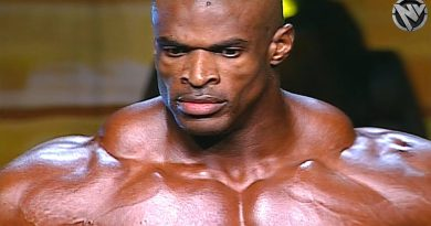 BECOMING THE G.O.A.T - RONNIE COLEMAN MOTIVATION - STORY OF THE BEST BODYBUILDER EVER