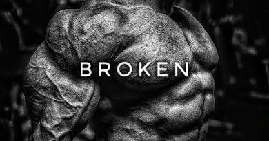 BROKEN BUT NOT DEFEATED [HD] BODYBUILDING MOTIVATION