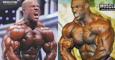 Bodybuilding Documentary - muscle building workouts