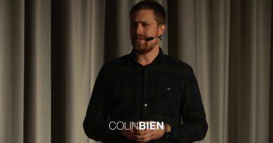 Breaking The Loop of Anxiety   Colin Bien   TEDxLeuphanaUniversityLüneburg