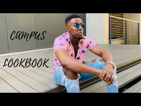 CAMPUS LOOKBOOK | MEN'S FASHION | MEN'S LIFESTYLE