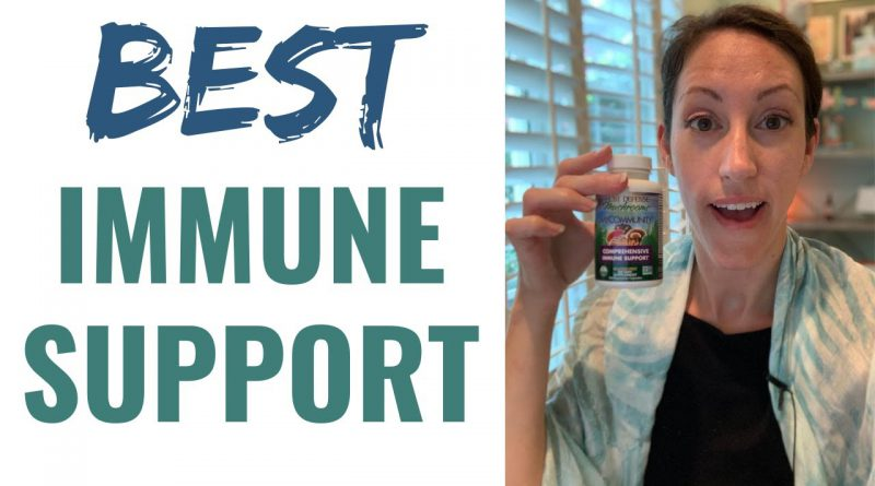 COVID NEWS:  3 KEY Supplements for Immune Protection for COVID