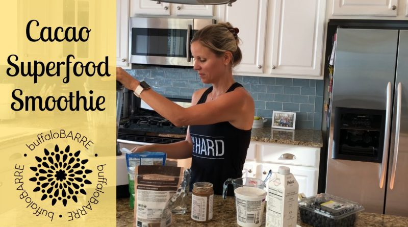Cacao Superfood Smoothie