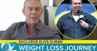 Elvis Duran Opens Up About His Incredible Weight Loss Journey and His Life