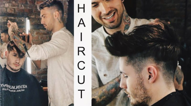 FADED UNDERCUT || NEW HAIRCUT || MEN'S LIFESTYLE & GROOMING