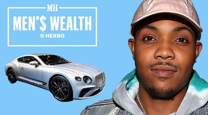 G Herbo on The Worst Money He's Ever Blown | Men'$ Wealth | Men's Health