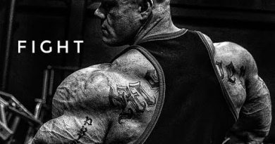 GO DOWN FIGHTING [HD] BODYBUILDING MOTIVATION