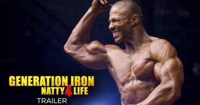 Generation Iron: Natty 4 Life - Official Release Trailer (HD) | Bodybuilding Documentary