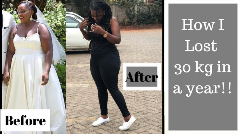 HOW I LOST 30KG IN 12 MONTHS! My weightloss journey