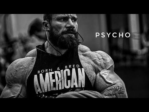 I'M A PSYCHOPATH [HD] BODYBUILDING MOTIVATION