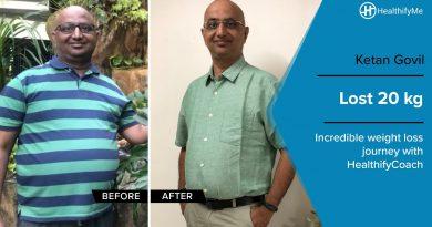 Ketan's inspiring weight loss journey | Transformation Stories | HealthifyMe