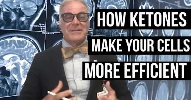 Ketones: a Metabolic Therapy to Decrease Inflammation w/ William Seeds,  MD