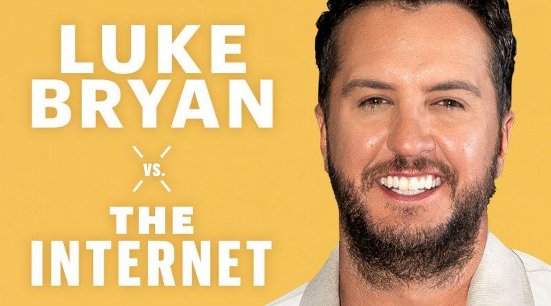 Luke Bryan Responds to Rumors on the Internet | Vs The Internet | Men's Health