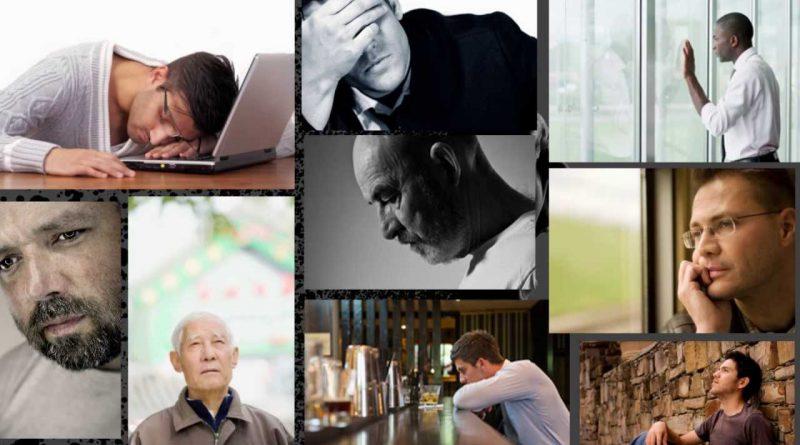 Men's Depression Research at UBC