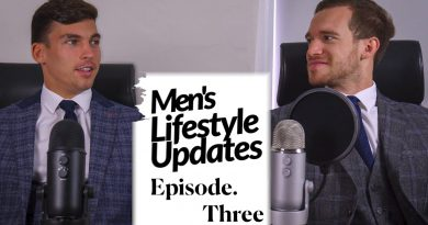 Men's Lifestyle Updates | Episode Three | Kanye's Filling The Gap