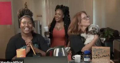 Mornings with Mandisa & Friends: Episode 1 - Weight Loss Journey & Overcoming Offense