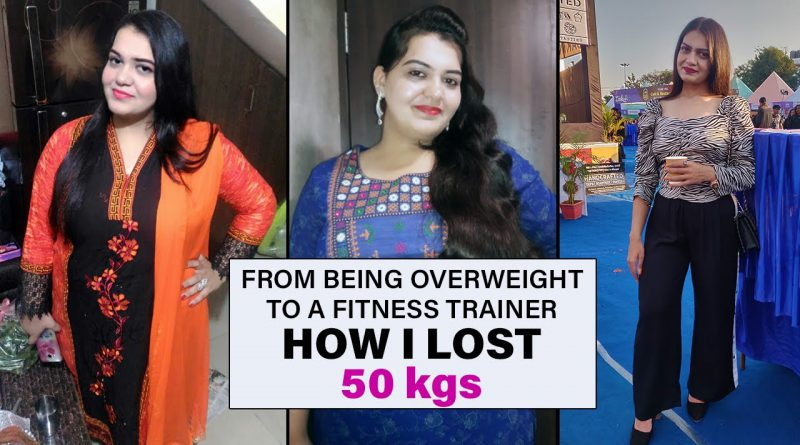 My Weight Loss Journey: How I Lost 50 kgs in 10 Months | Fat to Fit | Fit Tak