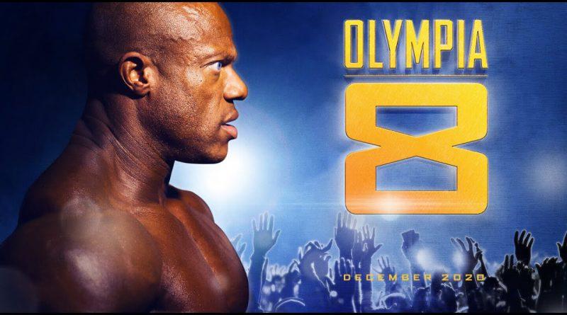 PHILHEATH - COMEBACK 2020 - Epic Bodybuilding Motivation