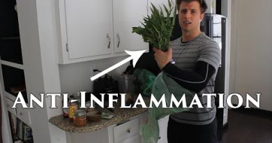 POWERFUL Anti-Inflammatory Green Smoothie | For Joint Pain