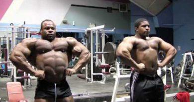 "Part 2 B - Bodybuilding documentary ""Kai Greene: REDEMPTION"""