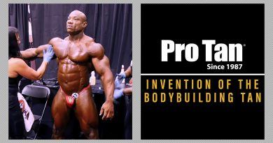 Pro Tan: Invention Of The Bodybuilding Tan | Bodybuilding Documentary Short