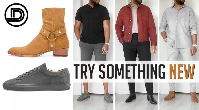 Switch Up Your Style THE EASY WAY (mens fashion)