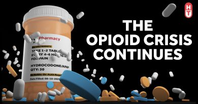 The Opioid Crisis is Still a Crisis