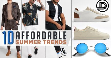 Top 10 AFFORDABLE Men's Style Trends Summer 2020