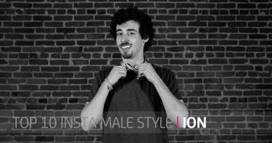 Top 10 Men's Fashion and Lifestyle Instagrammers | May 2015