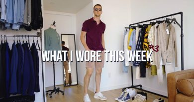 What I Wore This Week #3 | Men's Summer 2020 Outfit Inspiration