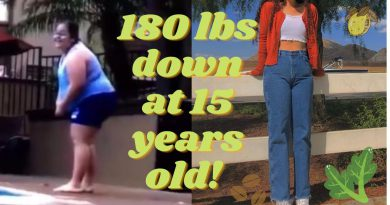 my weight loss journey explained