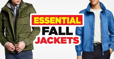 10 Coats Every Man Should Own (2020 Fall Jacket Guide)