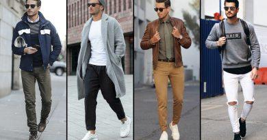 10 FALL STYLE ESSENTIALS   Men's Fashion   Alex Costa