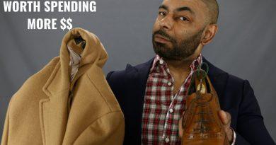 10 Men's Style Items Worth Spending More Money On