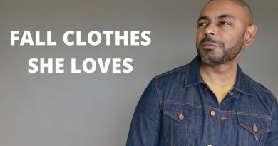 13 Fall Things Men Wear That Women Love