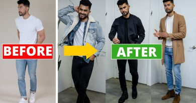 5 EASY Outfits That Will Make You MORE Stylish