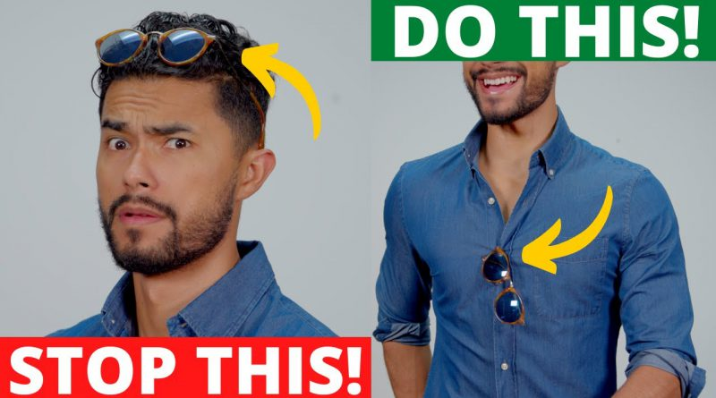 7 SMALL Mistakes That MASSIVELY Ruin Your APPEARANCE