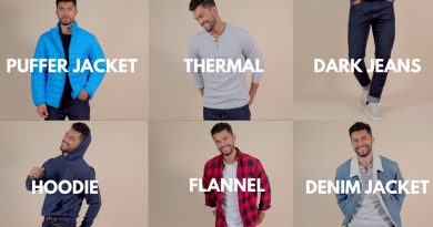 7 Things EVERY Guy Needs In His Closet (Fall ESSENTIALS)