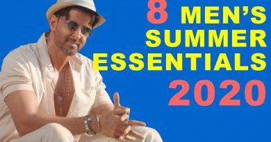 8 Summer ESSENTIALS For MEN!! 2020 | Men's Fashion & Lifestyle | Yash Thaker
