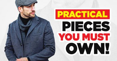 9 PRACTICAL Pieces Of Clothing That 99% Of Guys Don't Own