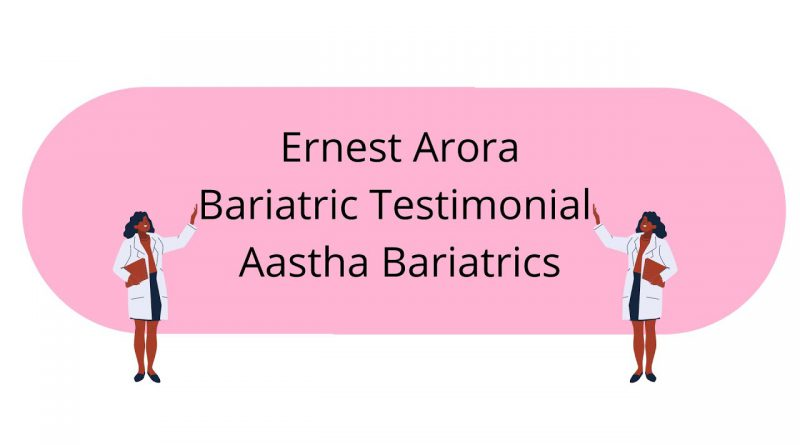 Bariatric Testimonial - Weight loss Journey