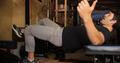 Building Glutes at Home | Leg-Focused Gym Tour