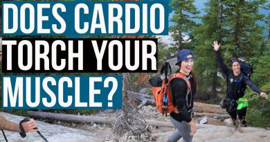 Cardio & Muscle Loss: Causes of Concern or Overhype?